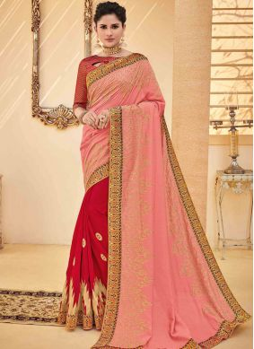 Amusing Traditional Saree For Party