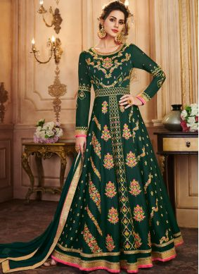 Aristocratic A Line Lehenga Choli For Festival