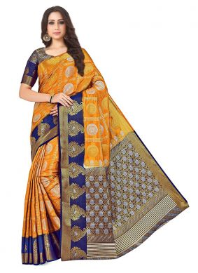 Art Silk Reception Designer Traditional Saree