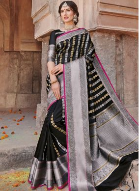 Aspiring Designer Traditional Saree For Festival