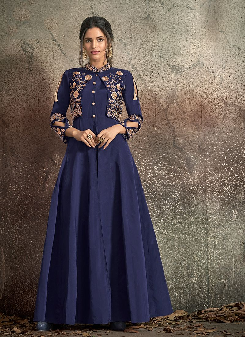 Beautiful Designer Gown For Party
