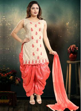 Best Pink Punjabi Suit