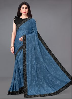 Border Work Casual Saree