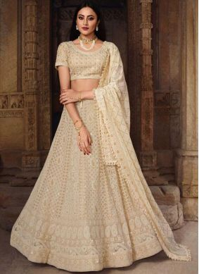 Captivating Embroidered Lehenga Choli