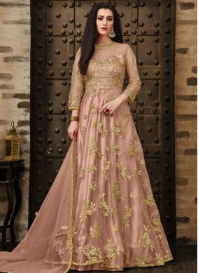 Charismatic Anarkali Salwar Suit For Wedding