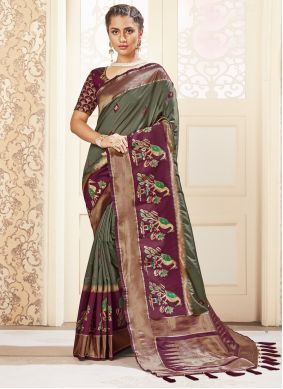 Classic Saree For Reception