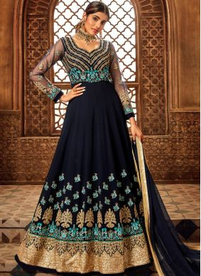 Classy Salwar Suit For Reception