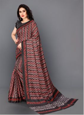 Contemporary Saree For Party