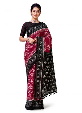Cotton Silk Casual Saree