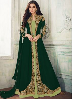 Customary Salwar Suit For Ceremonial