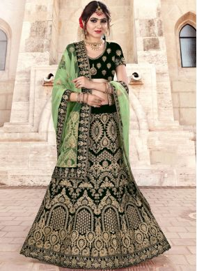 Delightsome Lehenga Choli For Wedding