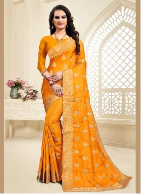 Designer Saree For Festival