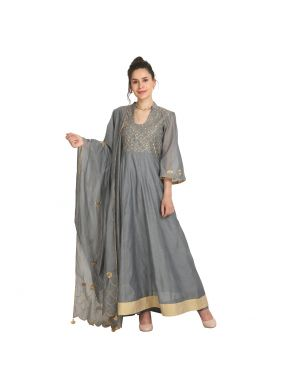 Desirable Viscose Ceremonial Party Wear Kurti