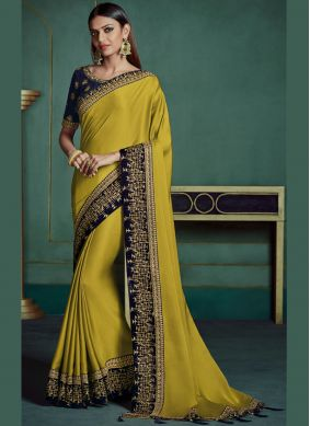 Dignified Classic Saree For Festival