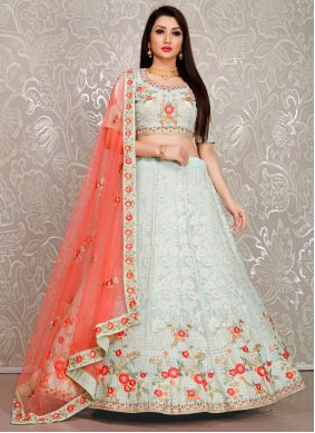 Embroidered Designer Lehenga Choli
