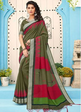 Embroidered Party Classic Saree