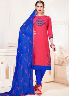 Epitome Cotton   Casual Churidar Suit