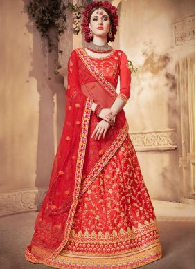 Excellent Designer Lehenga Choli For Mehndi