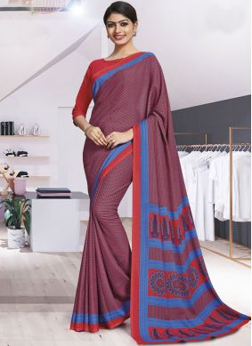 Extraordinary Multi Colour Casual Saree