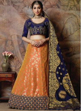Fantastic Designer Lehenga Choli For Sangeet