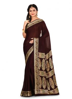 Fashionable Art Banarasi Silk Designer Traditional Saree