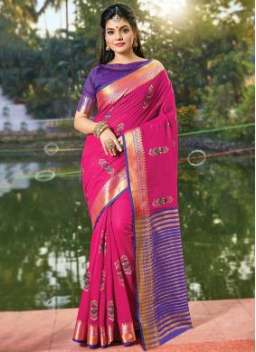 Festal Classic Saree For Party
