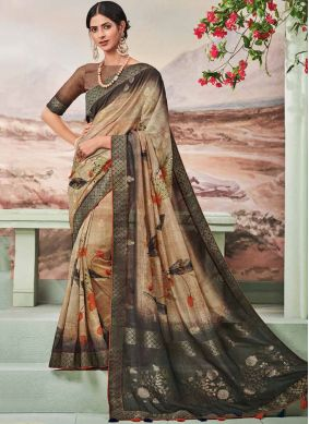 Fine Fancy Fancy Fabric Designer Traditional Saree