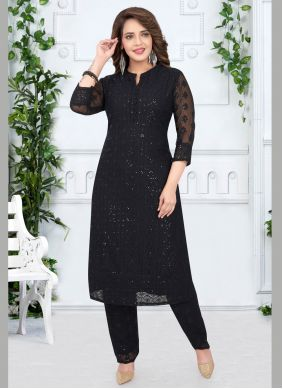 Georgette Party Salwar Kameez