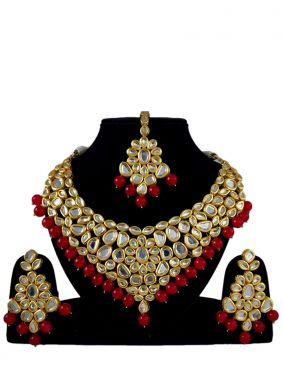 Gold Color Jewellery Set