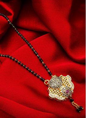 Gold Reception Mangalsutra