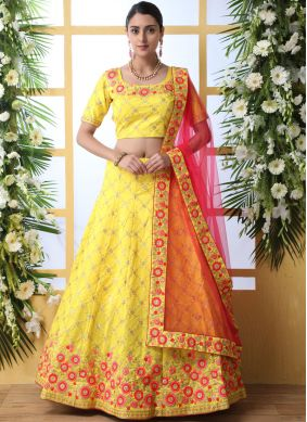Heavenly Lehenga Choli For Party