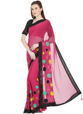Honourable Printed Saree For Casual