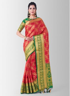 Imperial Art Silk Designer Traditional Saree