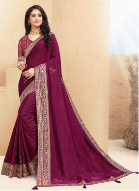 Lace Party Contemporary Saree