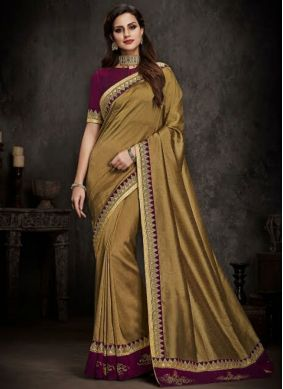 Lavish Traditional Designer Saree For Festival