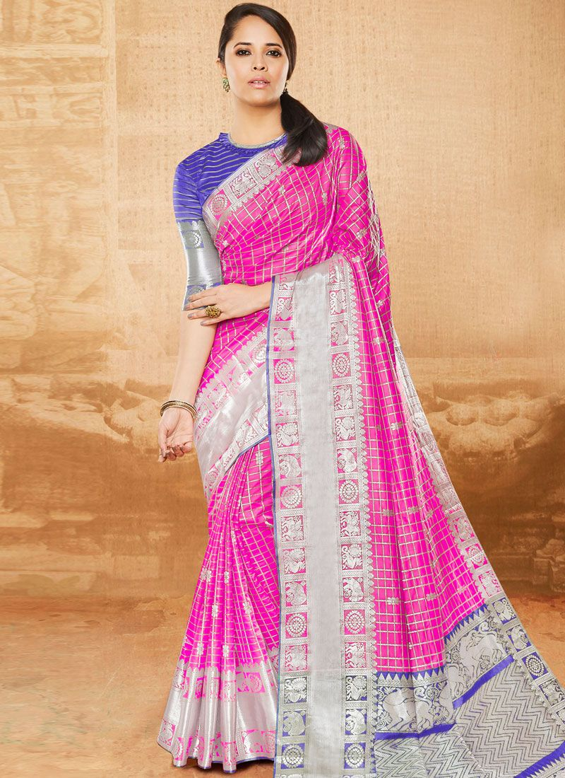 Mesmerizing Designer Traditional Saree For Party