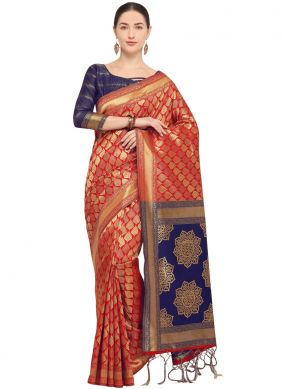 Mesmerizing Designer Traditional Saree For Wedding