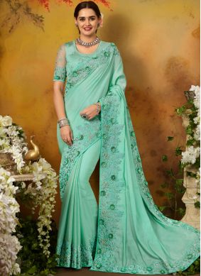 Modish Classic Saree For Party