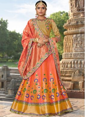 Monumental Designer Lehenga Choli For Wedding