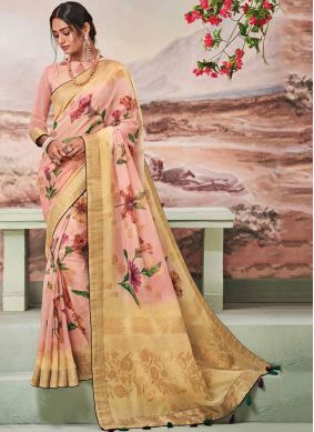 Multi Colour Fancy Fabric Fancy Traditional Designer Saree