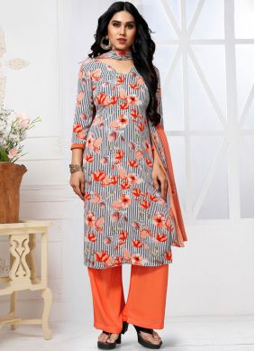 Multi Colour Festival Trendy Pakistani Salwar Suit