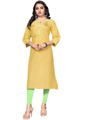 Noble Party Wear Kurti For Festival