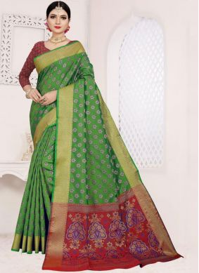 Observable Casual Saree For Festival