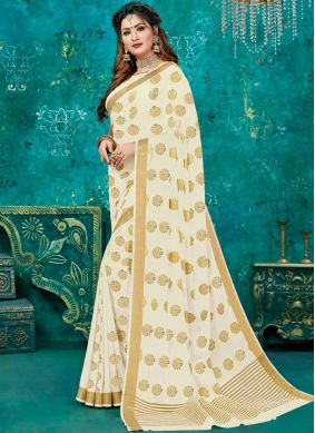 Observable Designer Traditional Saree For Party