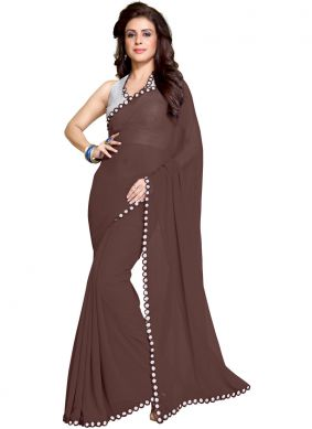 Observable Saree For Casual