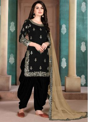 Patiala Salwar Kameez For Festival
