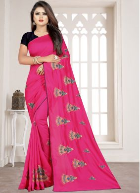 Pretty Casual Saree For Party