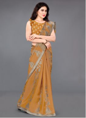 Printed Party Classic Saree