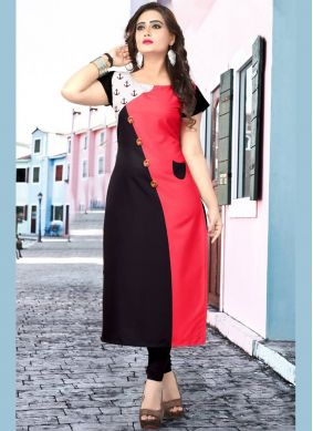 Prodigious Casual Kurti For Casual