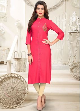 Prominent Casual Kurti For Casual